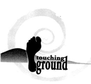 touching ground